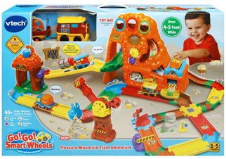 Go! Go! Smart Wheels Treasure Mountain