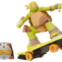 TMNT Remote Control Skateboarding Mikey