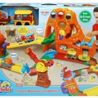 VTech Go Go Smart Wheels Treasure Mountain Train