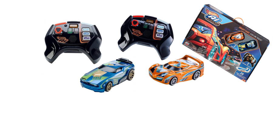 Hot Wheels AI Racing Playset
