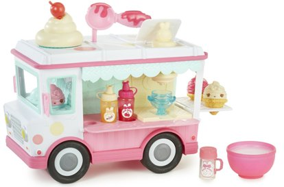 The Num Noms Lip Gloss Truck: A Scoop to Enjoy